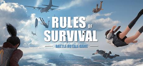 Rules of Survival Elmas