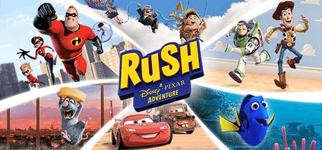 Rush A Disney Pixar Adventure Xbox One