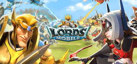 Lords Mobile Elmas