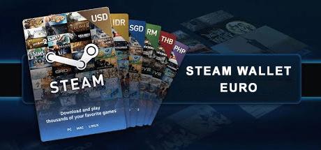 Steam Wallet Code (EU)