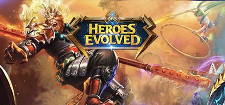 Heroes Evolved Elmas
