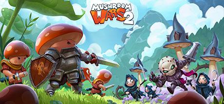 Mushroom Wars 2 Elmas