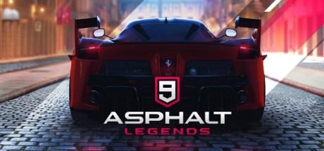 Asphalt 9 Legends Jeton