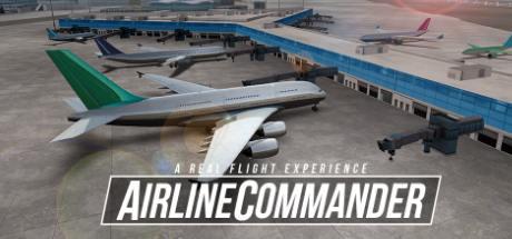 AIRLINE COMMANDER - Gerçek uçuş deneyimi