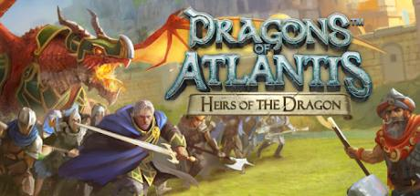 Dragons of Atlantis Heirs Elmas