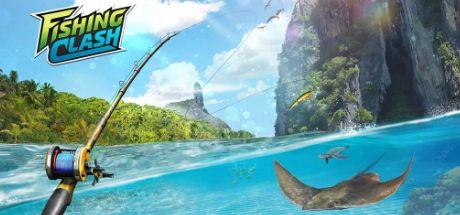Fishing Clash Gerçekçi bir balık tutma oyunu 3d