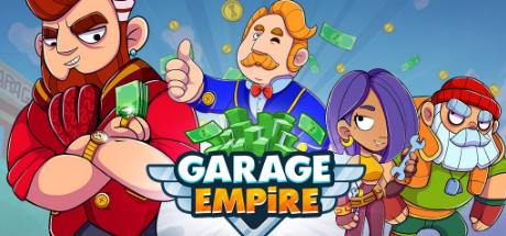 Garage Empire - Idle Building Tycoon and Racing Game