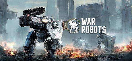 War Robots 6v6 Taktiksel Çok Oyunculu Savaşlar