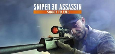 Sniper 3D Assassins Ücretsiz Silah Oyunları Savaş