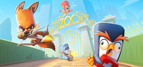 Zooba Ücretsiz Hayvan Savaş Oyunları