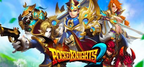 Pocket Knights 2 Elmas