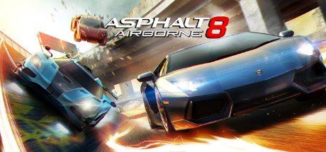 Asphalt 8 Airborne Jeton