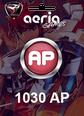 S4 League 1030 Aeria Points 1030 AP Satın Al