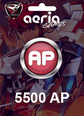 S4 League 5500 Aeria Points 5500 AP Satın Al