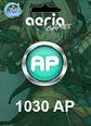 Eden Eternal 1030 Aeria Points 1030 AP Satın Al