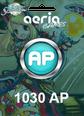 Grand Fantasia 1030 Aeria Points 1030 AP Satın Al