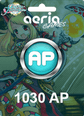Grand Fantasia 1030 Aeria Points 1030 AP Satın Al