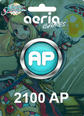 Grand Fantasia 2100 Aeria Points 2100 AP Satın Al