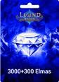 Legend Online 3000+300 Elmas 3300 Elmas (Reborn da çalışmaz) Satın Al