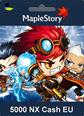 MapleStory 5000 Nexon Cash (Nx) Global (EU) 5000 Nexon Cash Satın Al