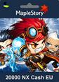 MapleStory 20000 Nexon Cash (Nx) Global (EU)