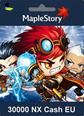 MapleStory 30000 Nexon Cash (Nx) Global (EU) 30000 Nexon Cash Satın Al