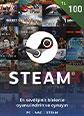 100 TL Steam Cüzdan Kodu 100TL Bakiye Satın Al
