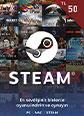 50 TL Steam Cüzdan Kodu 50TL Bakiye Satın Al