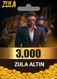 Zula 3.000 Altın 3.000 Zula Altın Satın Al