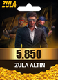 Zula 5.850 Altın 5.850 Zula Altın Satın Al