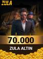 Zula 70.000 Altın