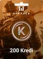 Warface Crytek 200 Kredi 200 Kredi Satın Al