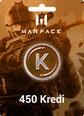 Warface Crytek 450 Kredi 450 Kredi Satın Al