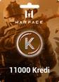 Warface Crytek 11000 Kredi 11000 Kredi Satın Al