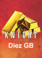 Knight Online Diez GB ( Diez 1 Folk Banka ) 1 Adet = 10M Satın Al