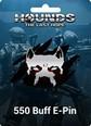 Hounds The Last Hope 550 Buff Epin 550 Hounds Credits Satın Al