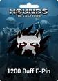 Hounds The Last Hope 1200 Buff Epin 1200 Hounds Credits Satın Al