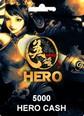 Hero Online 5000 Hero Cash 5000 Hero Cash Satın Al