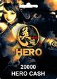Hero Online 20000 Hero Cash