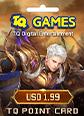 Conquer Online 165 TQ Points Card 165 Conquer Points Satın Al