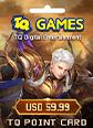 Conquer Online 5400 TQ Points Card 5400 TQ Points Satın Al