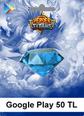 Google Play Heroes Titans 50 TL 50 TL Android Bakiye Satın Al