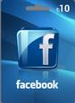 Facebook 10TL Hediye Oyun Kartı 10 TL Bakiye Satın Al
