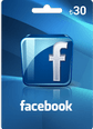 Facebook 30TL Hediye Oyun Kartı 30 TL Bakiye Satın Al