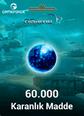 OGame 12 TL E-Pin 60.000 Karanlık Madde Satın Al