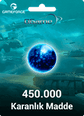 OGame 60 TL E-Pin 450.000 Karanlık Madde Satın Al