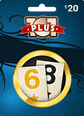 101 Okey Plus 20TL Oyun Kartı 20TL Facebook Bakiye Satın Al