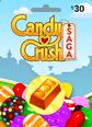 Candy Crush 30TL Oyun Kartı 30TL Facebook Oyun Kredisi Satın Al