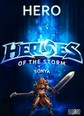 Heroes of The Storm Sonya Hero Battlenet Key Satın Al