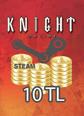 Steam Ko 10 TL Cüzdan 10 TL Bakiye Satın Al